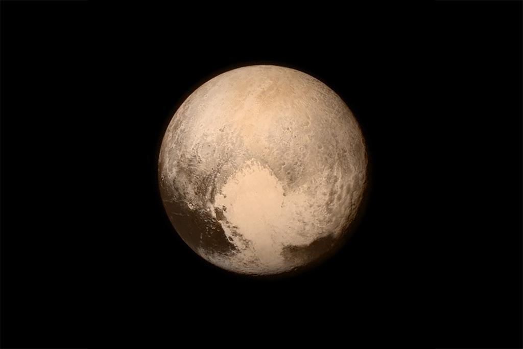 «Новые горизонты» - рядом с плутоном