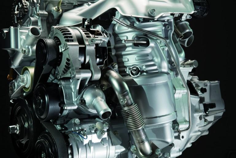 Новый дизельный двигатель honda – самый легкий в своем классе