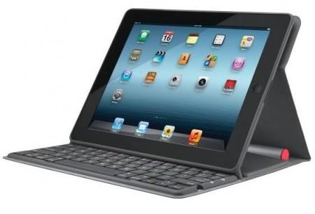 Обложка-клавиатура для ipad solar keyboard folio