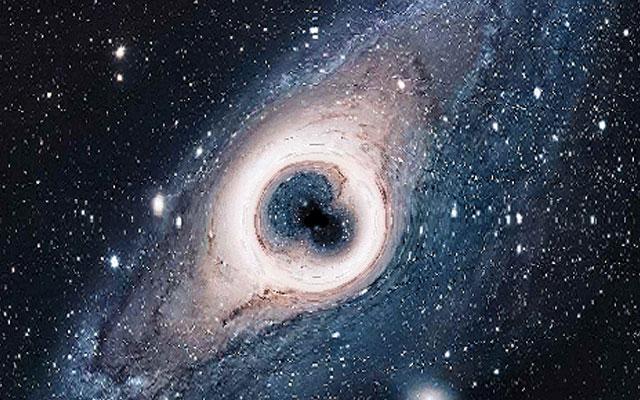 Обнаружена самая дальняя галактика вселенной