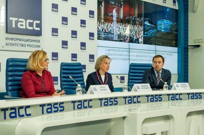 Оргкомитет iii всероссийской премии «за верность науке» назвал имена финалистов