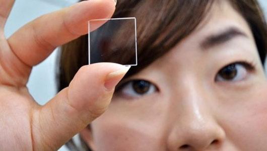Осколок стекла компании «hitachi» может сохранять информацию вечно