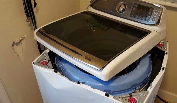 Осторожно: стиральные машины samsung могут быть опасны