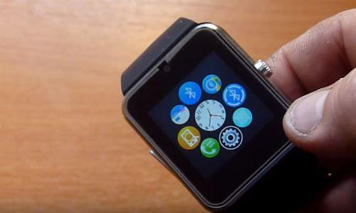 Отзыв на умные часы smart watch gt08