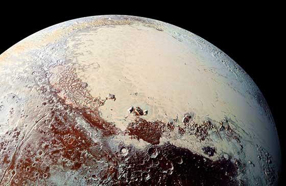 Плутон раскрывает секреты