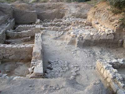 Под евпаторией исследовали новую античную усадьбу