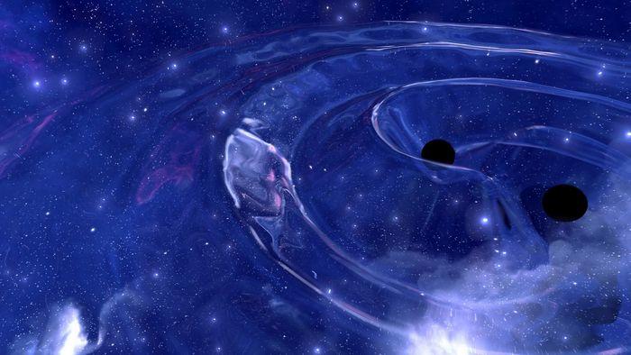 Подтверждено существование гравитационных волн