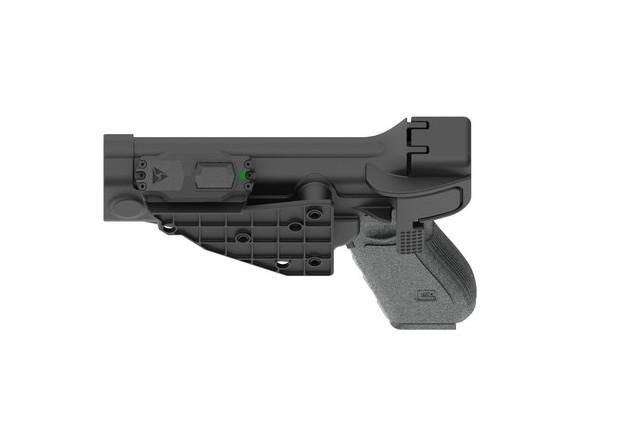 Полицейские камеры научились включаться от пистолета