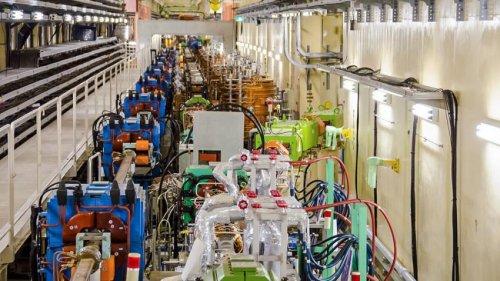 Получить нанопорошок поможет ускоритель электронов