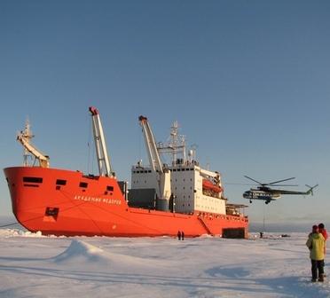 Прирастать россии арктическим шельфом!