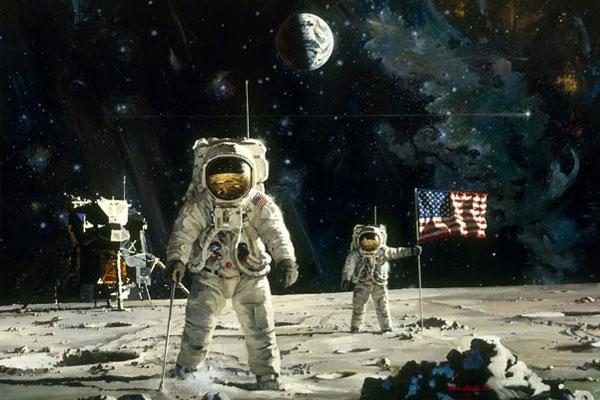 Пришло время снова отправиться на луну?