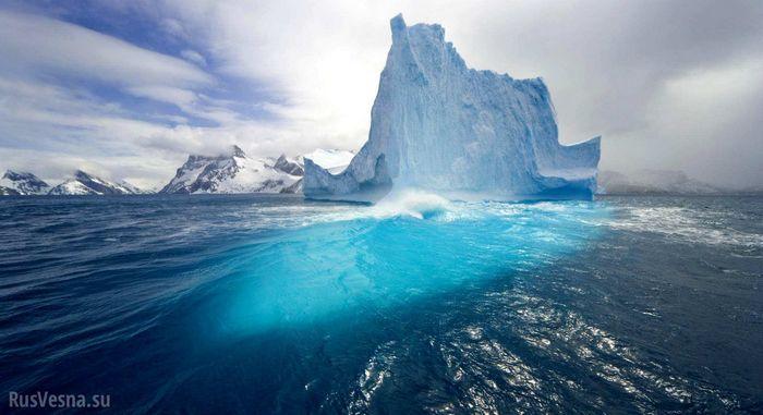 Проект поочистке арктики ото льда: назад вбудущее