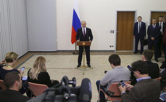 Путин обсудит с премьером финляндии проблематику высоких технологий