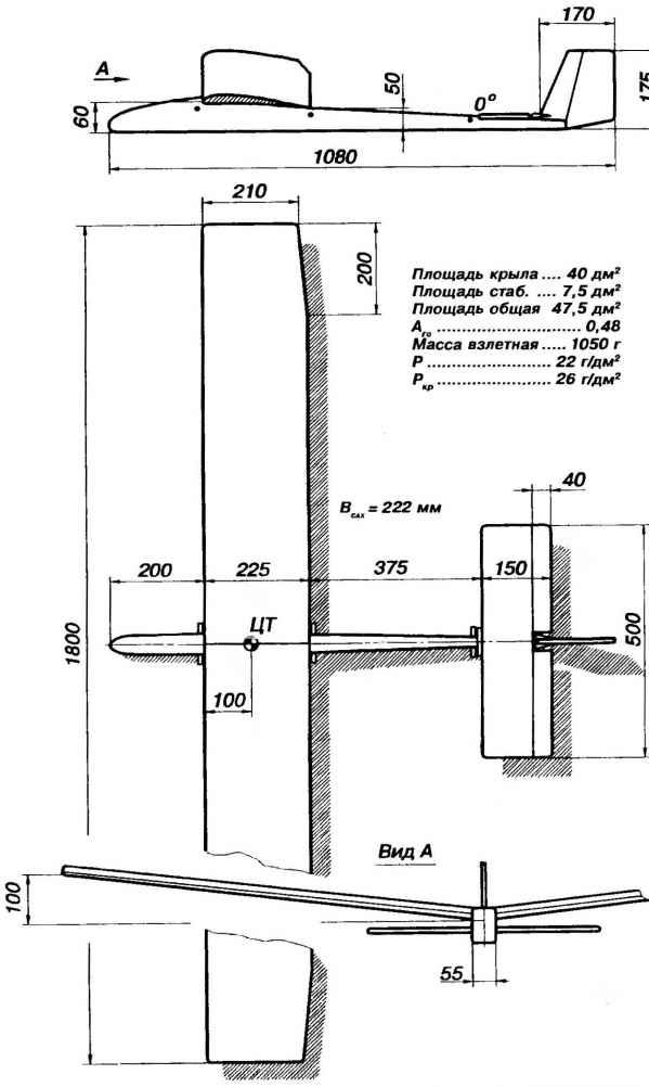 Радиопланер: как найти оптимум