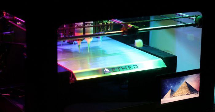 Разработана новая технология трехмерной печати металлических изделий