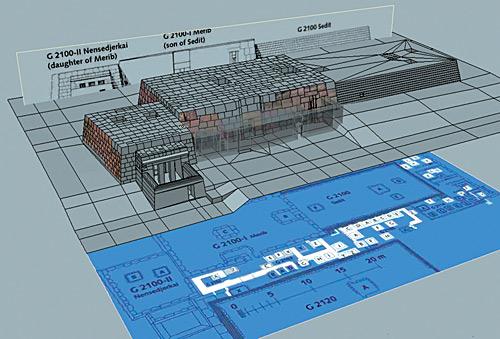Реконструкция плато гиза – абсолютная реальность виртуальных технологий!