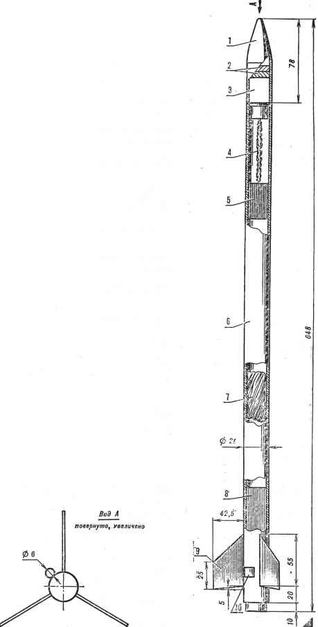 Рекорды малых ракет