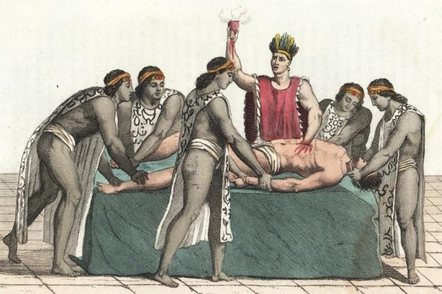 Ритуальные убийства усложняют жизнь
