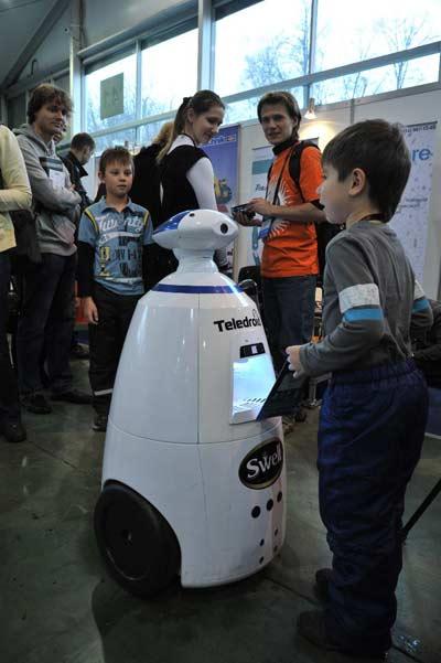 Робот – друг человека