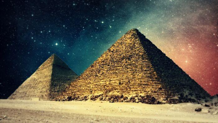 Робот поможет разгадать тайны пирамид