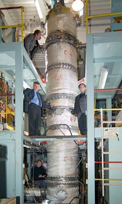 Россия вместе с германией будет создавать лазер на свободных электронах