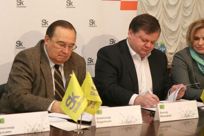 Российская силиконовая долина будет построена в подмосковном сколково