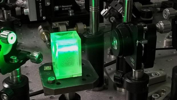 Российские физики измерили загрязнение жидкости с помощью голограмм