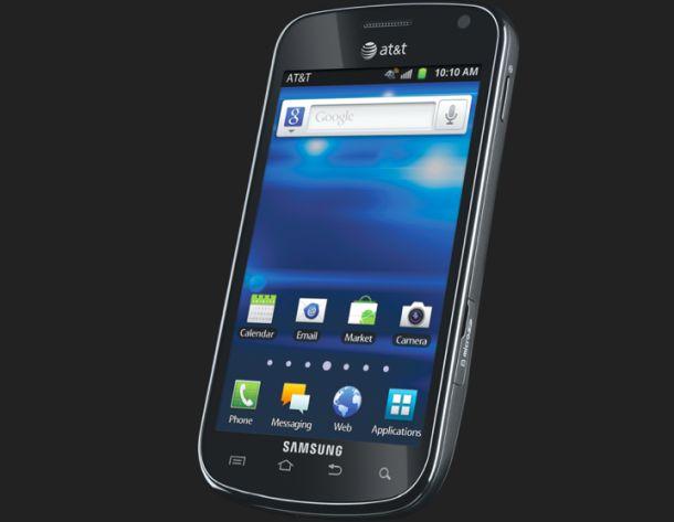 Samsung galaxy exhilarate – первый смартфон дружественный окружающей среде