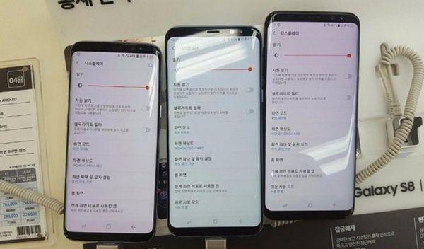 Samsung galaxy s8: рекордные продажи и первые проблемы