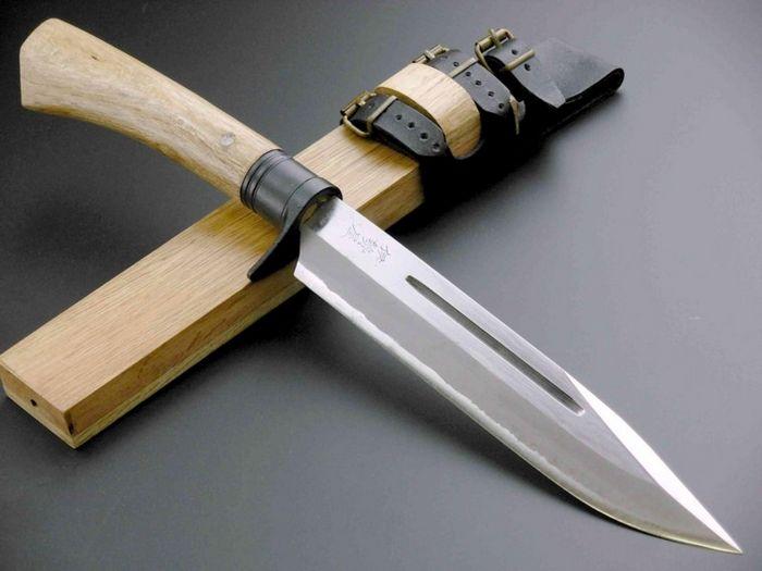 Самые необычные кухонные ножи