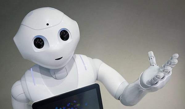 Самый человечный робот