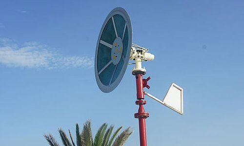 Saphonian - новый высокоэффективный ветряной генератор-парус, не имеющий вращающихся частей