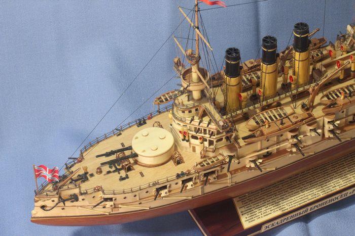 Силовые установки моделей кораблей