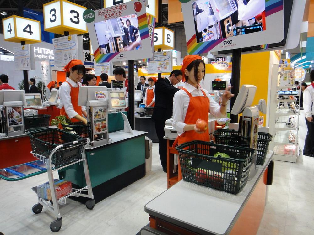 Сканер от toshiba узнает овощи и фрукты без штрихкодов
