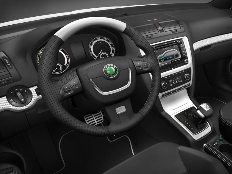 Skoda octavia green e – первый чешский электромобиль в париже