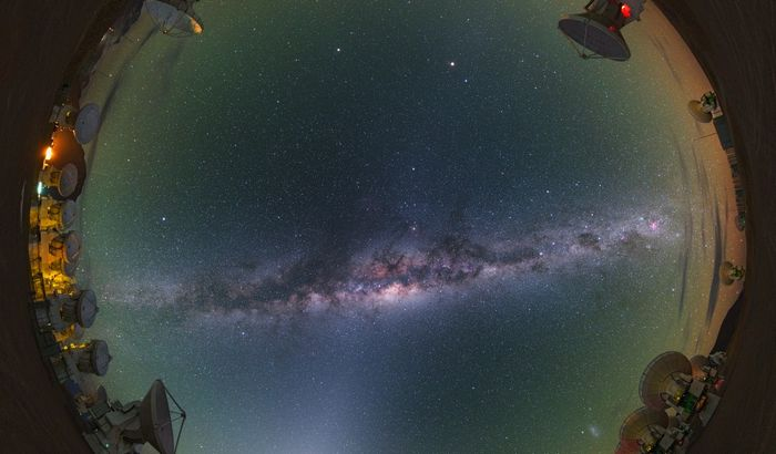 Сколько лет нашей галактике?