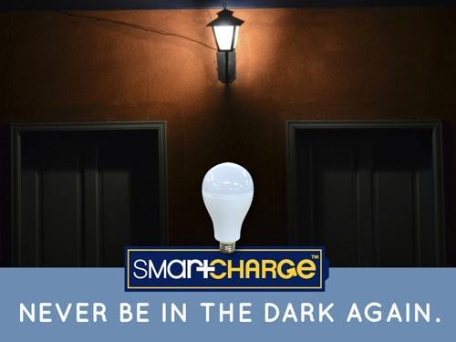 Smartcharge: «умные» лампочки не оставят без ответа при отключении электричества
