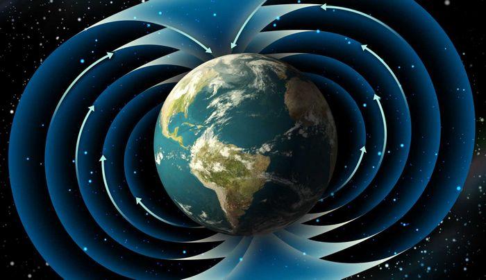 Смена магнитных полюсов земли не за горами?