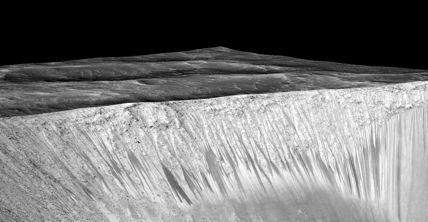 Соленая правда о марсианской воде