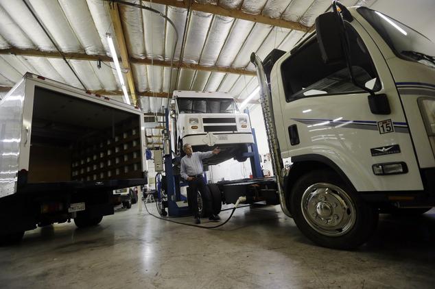 Соучредитель tesla motors хочет электрифицировать коммерческие грузовики