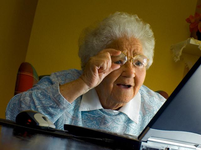 Современные старики умнее прежних