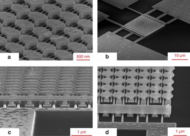 Создан первый оптически управляемый микрочип без полупроводников