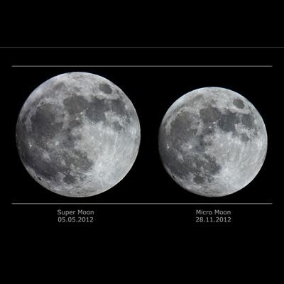 Супер-луна взойдет на ночном небе 23 июня