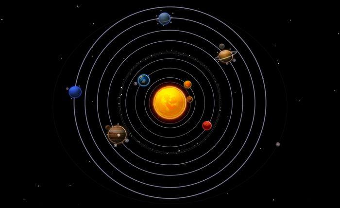 Существующая модель солнечной системы под вопросом