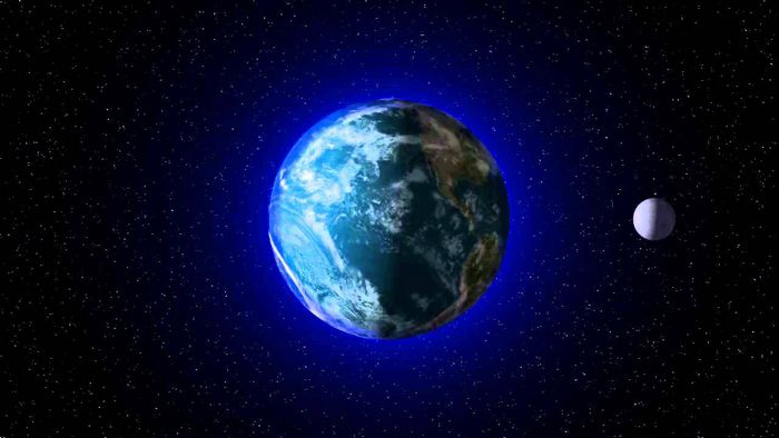 Тайна формирования луны, наконец, разгадана?