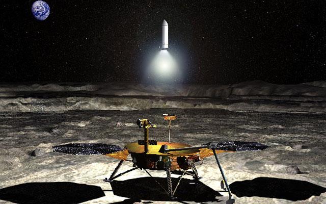 Телескопы на луне появятся совсем скоро