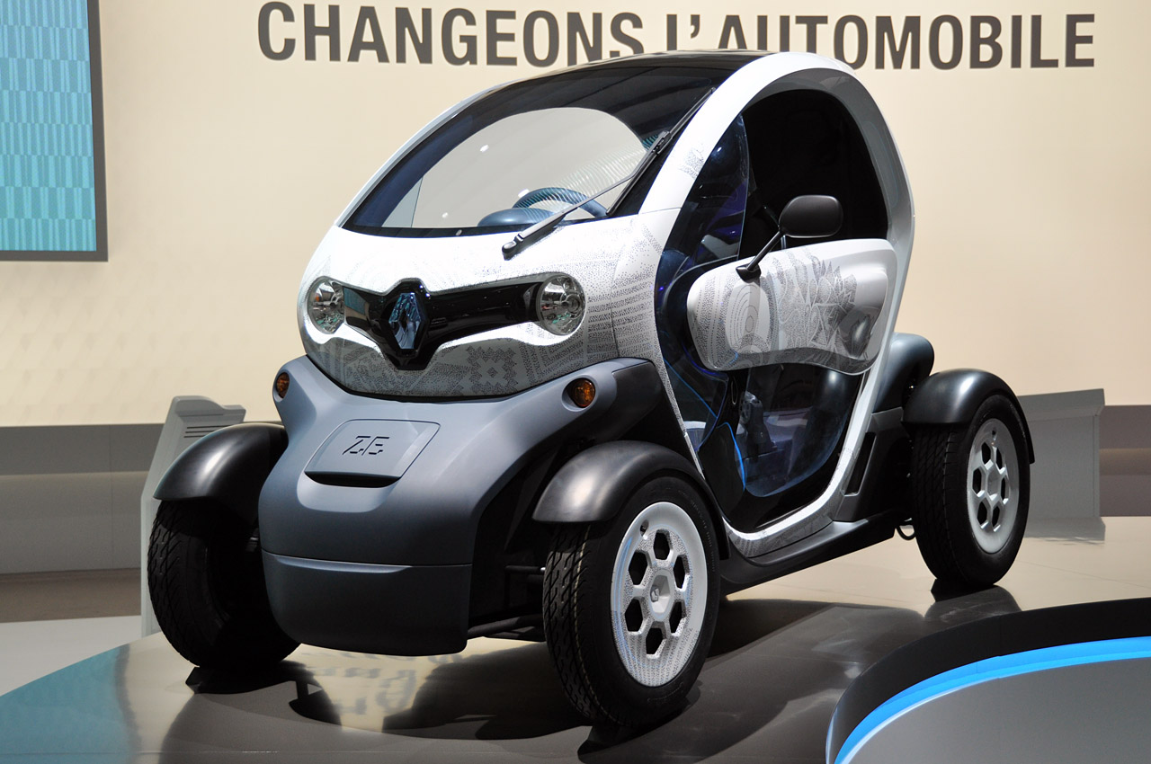Тенденции к «озеленению» транспорта 2011