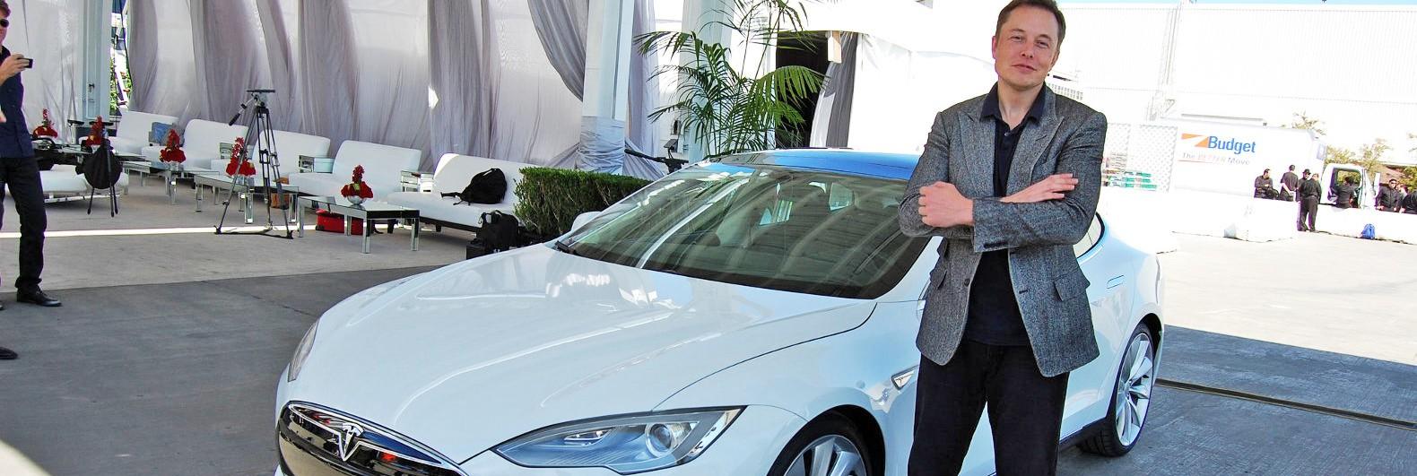 Тесла разрабатывает электрический двигатель, который проедет миллионы миль