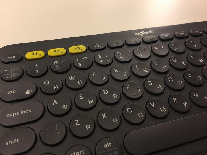 Тест-драйв необычной клавиатуры: logitech k380 (имышь m535 вдовесок)