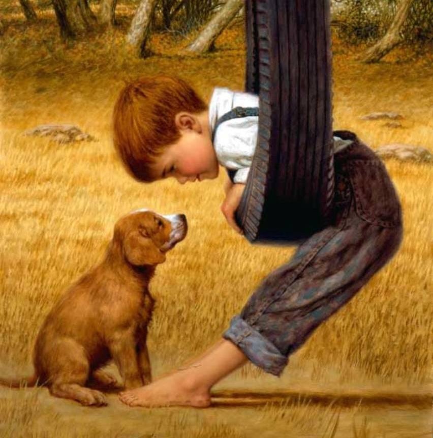 Тяжелое детство приводит к нарушению развития мозга